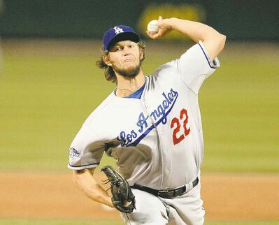 L.A. starter Clayton Kershaw, already the winner of two Cy Young Awards, hit the jackpot Wednesday with a massive contract.