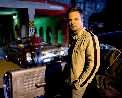 Breaking Bad's Aaron Paul is making bad career choices.