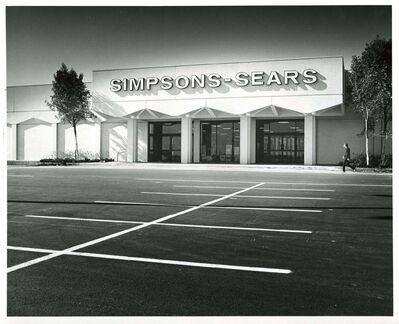 Source: University of Manitoba Henry Kalen Fonds</p><p>Simpsons-Sears at Garden City opened on Aug. 12, 1970. It was designed to accommodate a second storey.</p>