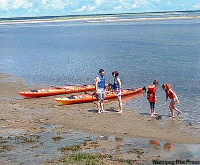Kouchibouguac National Park with its beach, boardwalk and activity options has become a family gathering place for locals and tourists.
