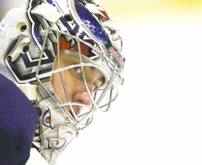 Winnipeg Jets goaltender Ondrej Pavelec had a shaky start, but in the last five weeks has shaved a half-goal from his GAA.