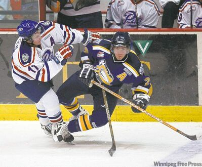 Rypien gave the impression that he was pretty much indestructible during his junior hockey days with the Regina Pats.