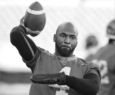 Saskatchewan Roughriders quarterback Darian Durant gets the ink, but a lot of credit should go to his offensive line.