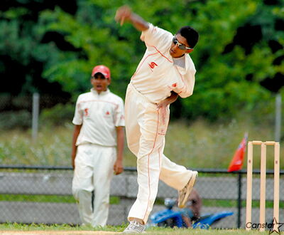 Trevor Manoosingh hopes a season in Australia will make him an even better bowler for the Canadian under-19 team as it tries to qualify for the World Cup.