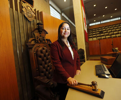 Coun. Devi Sharma (Old Kildonan) is the city's first woman Speaker, but in the city's 140-year history, the post has only existed for 24.