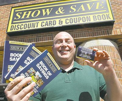 Ian Grosney, the owner of Show & Save, hopes to fill the fundraising void that will likely be left behind by the Entertainment Book.
