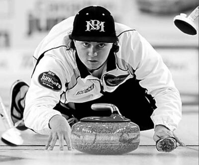 handout archive photoWinnipeg�s Matt Dunstone is 3-2 and in a four-way tie for third.