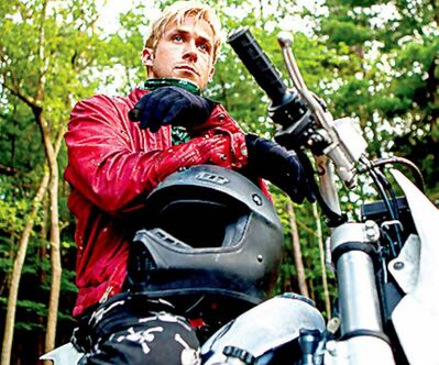 "This film image released by Focus Featues shows Ryan Gosling in ""The Place Beyond the Pines."" (AP Photo/Focus Features, Atsushi Nishijima)"