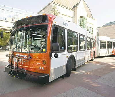 Ottawa's Transitway opened in 1983