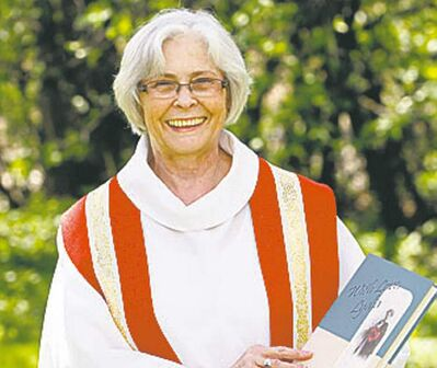 Rev. Patricia Wotton was so inspired by Rev. Lydia Gruchy that she researched her life and wrote a book.