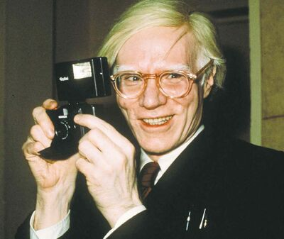 Richard Drew / The Associated Press filesArtist Andy Warhol made hundreds of films in the 1960s and early 1970s, many of which have never been seen. A project to digitize more than one million feet of film is expected to take several years.