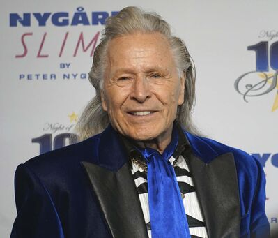 Peter Nygard, who founded his clothing company in Winnipeg, is reportedly under investigation by police in the Bahamas for the alleged sexual assault of four underage girls. (Mintaha Neslihan Eroglu/Anadolu Agency/Getty Images/TNS FILE PHOTO)</p>