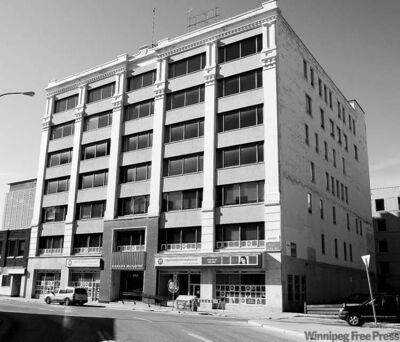 Manitoba Housing and Community Development signed a deal to lease 71,000 square feet in the Canada Building on Donald Street.