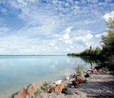 The province's new strategy commits to work with stakeholders to consider expanding Little Limestone Lake