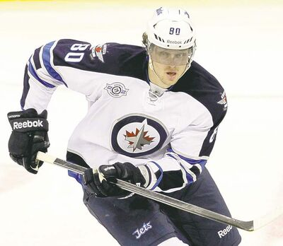 Nik Antropov is expected to return to Winnipeg soon after a stint in the KHL.