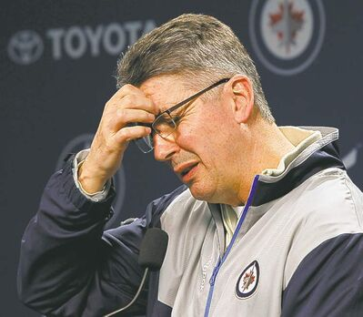 Winnipeg Jets Head Coach Claude Noel Q&A with media Friday morning after the Jets  played their last game of the season Thursday night.