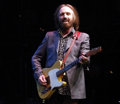 Tom Petty is scheduled to perform in Winnipeg Aug. 21.