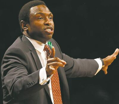 Avery Johnson was in final year of three-year contract.