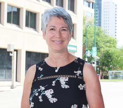 Supplied</p><p>Alzheimer Society of Manitoba CEO Wendy Schettler says a dementia diagnosis doesn't mean your life is over.</p>