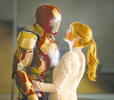 Iron Man, starring Robert Downey Jr. and Gwyneth Paltrow,  made a very lucrative jump from comic books to big screen.