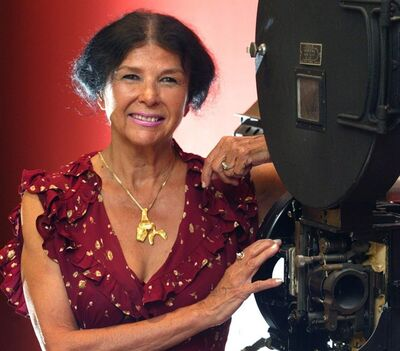 Filmmaker Alanis Obomsawin, is pictured in Toronto on Sept.12, 2002. THE CANADIAN PRESS/Frank Gunn