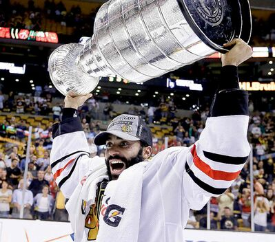The Johnny Oduya trade paid for both clubs.