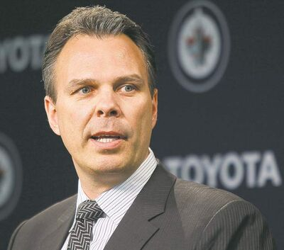 Jets general manager Kevin Cheveldayoff seems to know what he�s doing.
