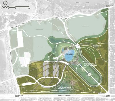 supplied</p><p>Redevelopment of Assiniboine Park will give the area currently known as the Formal Gardens and entirely new look.</p>