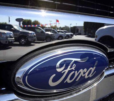In Canada, Ford and Chrysler both saw an increase in sales in September.