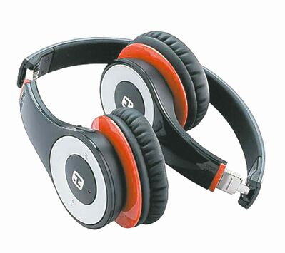 iHome's new iB85 wireless (Bluetooth) headphones are a solid over-the-head speaker set with comfortable padded ear cups.