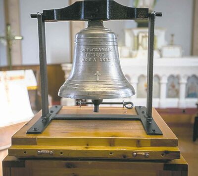 Is this the Bell of Batoche?