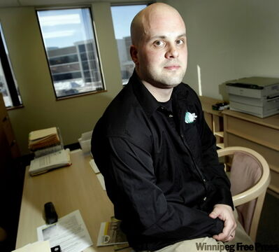 Ryan Suffron of Manitoba Lodges and Outfitters says the industry is hurting.