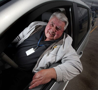 Ed Macyk, 76, says he just wanted officers to cut him some slack considering the circumstances surrounding his offence.