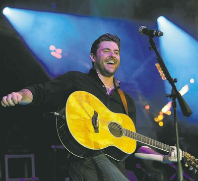 Chris Young�s Who I Am With You is a summer stinker.