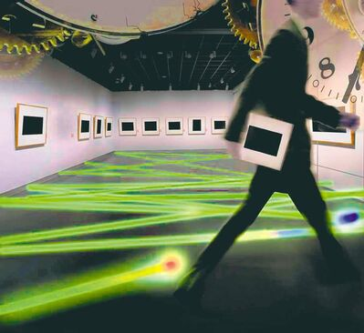 Cloaking could allow an art thief to walk into a museum and steal a painting without setting off laser-beam alarms or even showing up on surveillance cameras or your eyes.