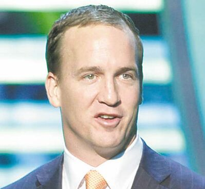 Peyton Manning: Comeback Player of the Year