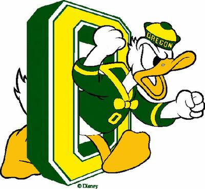 closecut close cut Oregon Ducks logo