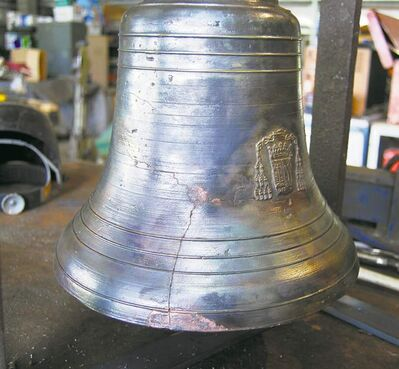 A Saskatchewan community will be the site this weekend of the return of the Bell of Batoche after 128 years.