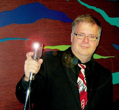 Fort Garry singer Neil Keep considers himself a crooner, a la Harry Connick, Jr.