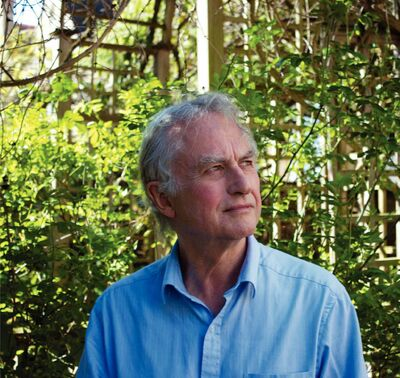 Richard Dawkins, world renowned British evolutionary biologist, is said to be the most cited living scientist.