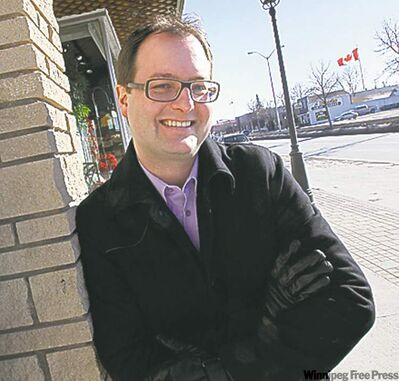 Steinbach Mayor Chris Goertzen expects the growth to continue.