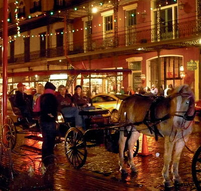 The Holiday Trail of Lights, held in six cities in Texas and Louisiana, brings wintery Christmas spirit to the southern United States — without the snow!