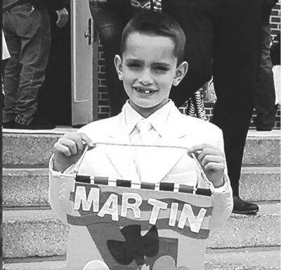 Martin Richard, 8: 'big dreams'