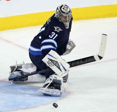 It took just 20 minutes for the debate to flare up again, when three goals in one period on 16 shots had Jets Nation screaming about the work of Ondrej Pavelec.