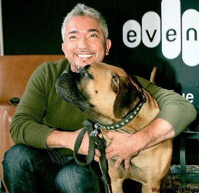 Cesar Millan will be joined by some members of the WPS.