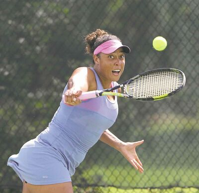 Alexandra Stevenson was once one of the brightest lights in tennis, making the semis at Wimbledon in 1999. She's playing in Winnipeg this week.