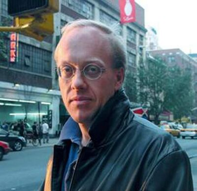 Pulitzer Prize-winning journalist and writer Chris Hedges