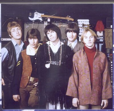 RICHIE FURAY COLLECTION</p><p>Buffalo Springfield in 1968. </p></p>