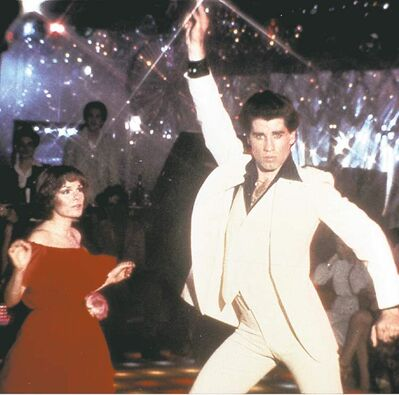 The Associated Press archivesYou may think that�s Doug Speirs on the dance floor, but you would be mistaken. It�s John Travolta.