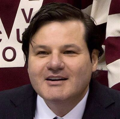 Vancouver Canucks' team owner Francesco Aquilini is pictured March 1, 2013. THE CANADIAN PRESS/Darryl Dyck